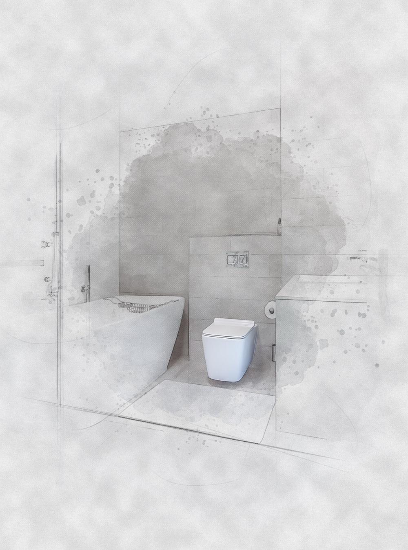 badkamer installatie - Installatiebedrijf deboots - Middelie